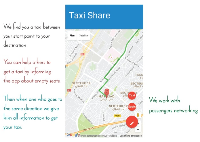 Taxi Share – screenshot 4