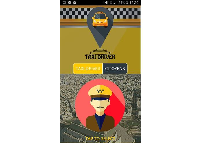 Taxi Driver – screenshot 2