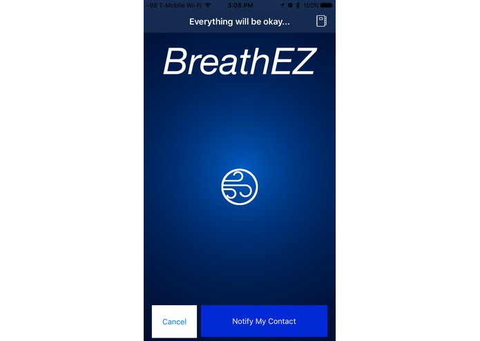 BreathEZ – screenshot 3