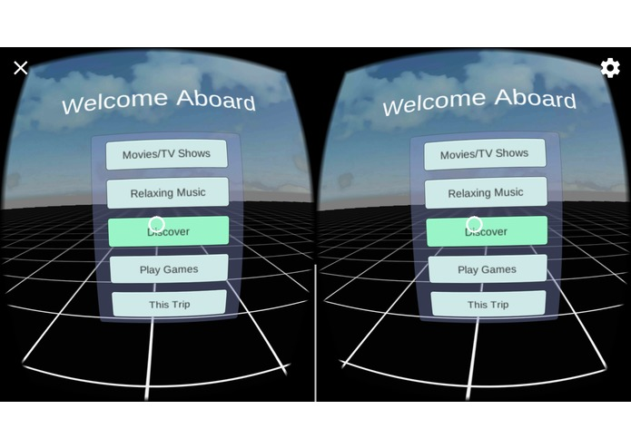 Fly Dream -  Inflight VR Entertainment System – screenshot 3
