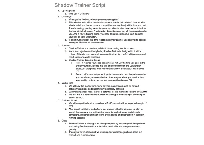 I'm developing a project called   SHADOW TRAINER – screenshot 1