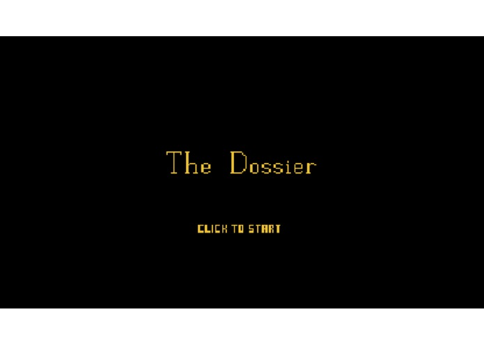 The Dossier – screenshot 1
