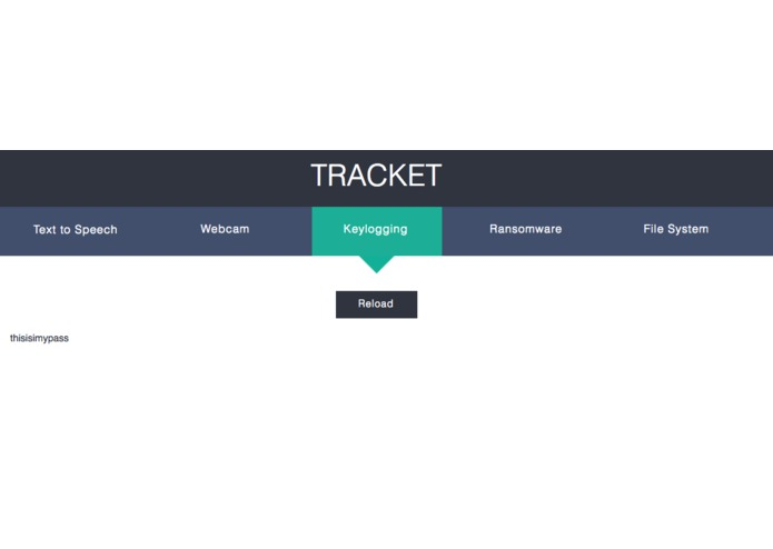 Tracket – screenshot 4