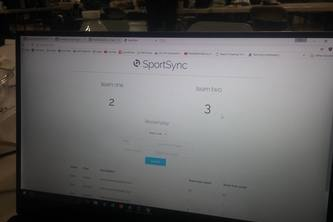 SportSync (fixed)