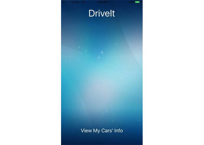 DriveIt – screenshot 1