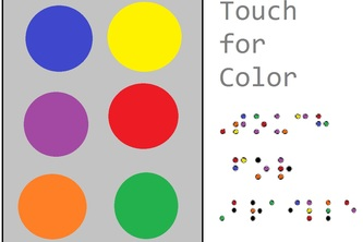 Touch for Color