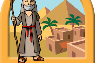 Moses Rod 3D Bible Adventure Game Programming Tutorial