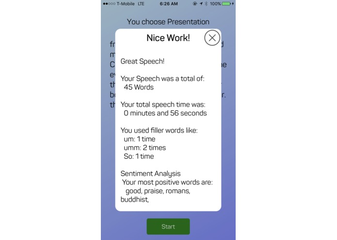 Speak EZ – screenshot 4