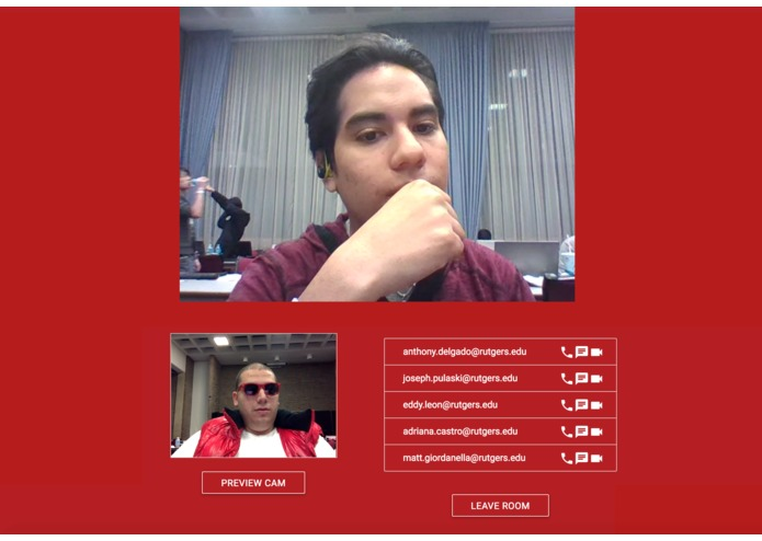 RUMentoring-A mentorship platform for Rutgers Students – screenshot 4