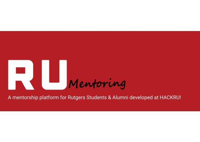 RUMentoring-A mentorship platform for Rutgers Students – screenshot 7