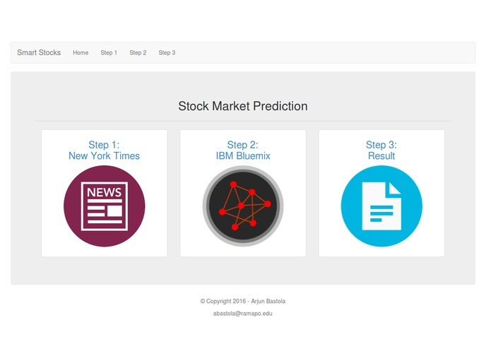 Smart Stocks – screenshot 1