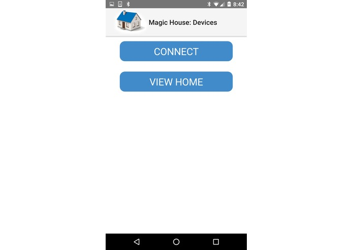 Magic Bluetooth House – screenshot 3