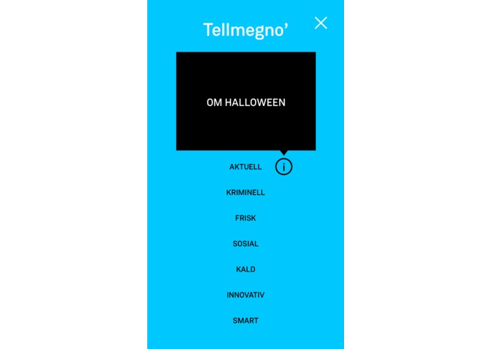 Tellmeg.no – screenshot 2