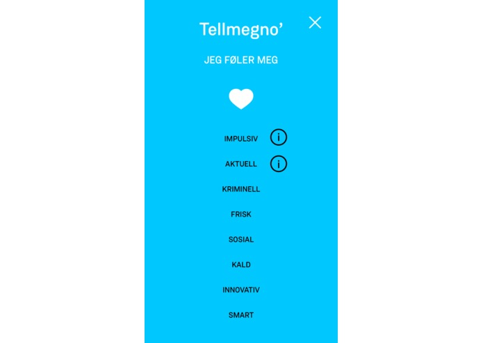 Tellmeg.no – screenshot 4