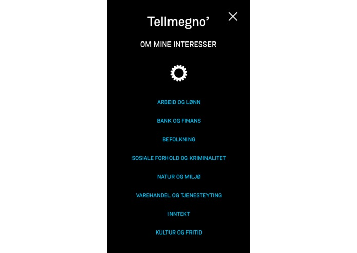 Tellmeg.no – screenshot 5
