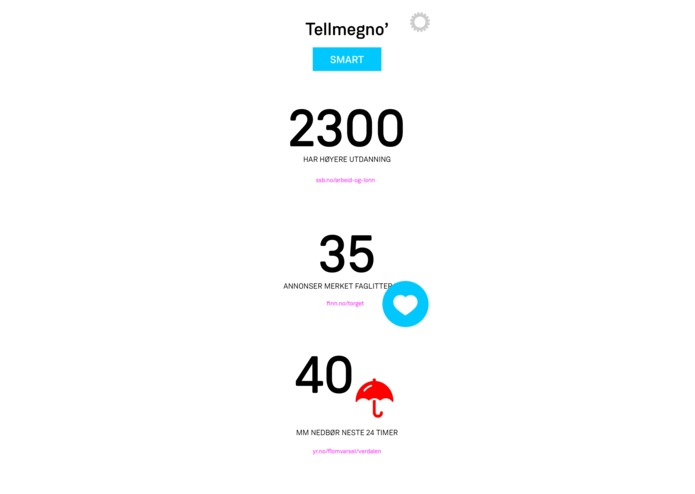 Tellmeg.no – screenshot 8