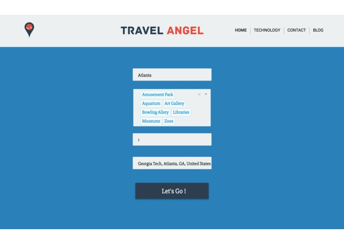 TravelAngel – screenshot 5