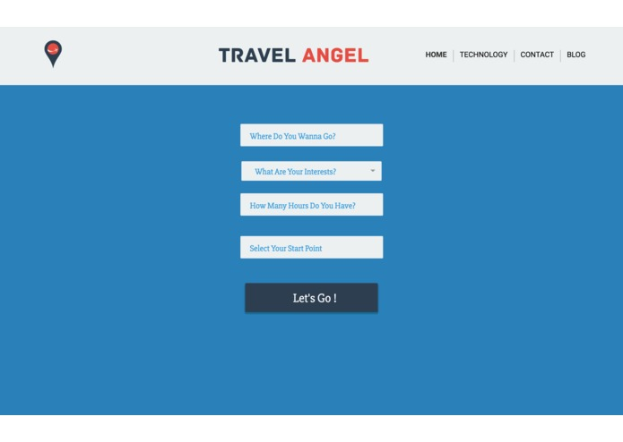 TravelAngel – screenshot 4