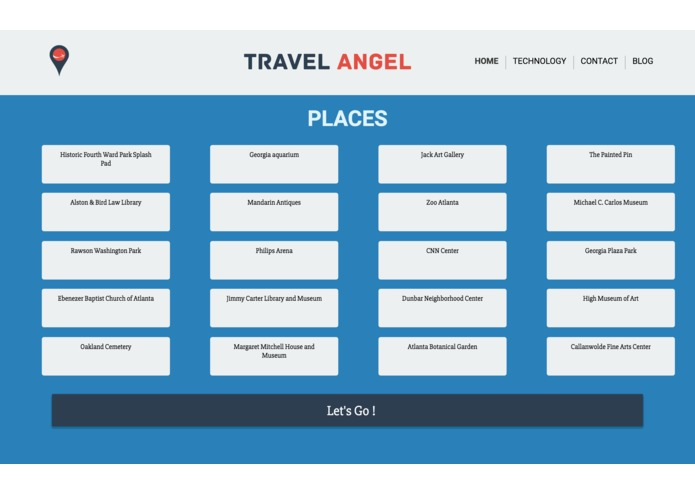 TravelAngel – screenshot 6