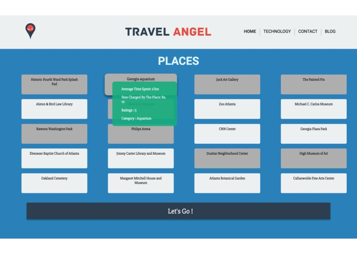 TravelAngel – screenshot 8