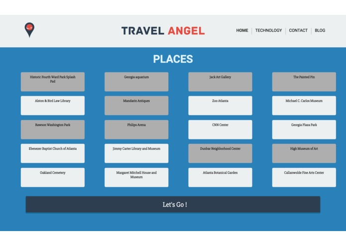 TravelAngel – screenshot 7