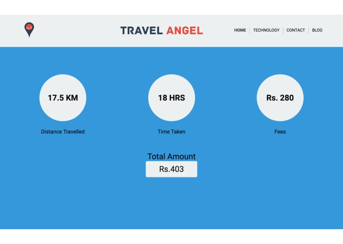 TravelAngel – screenshot 10