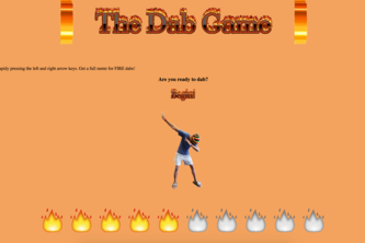 The Dab Game