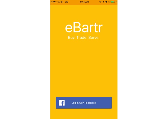 eBartr – screenshot 1