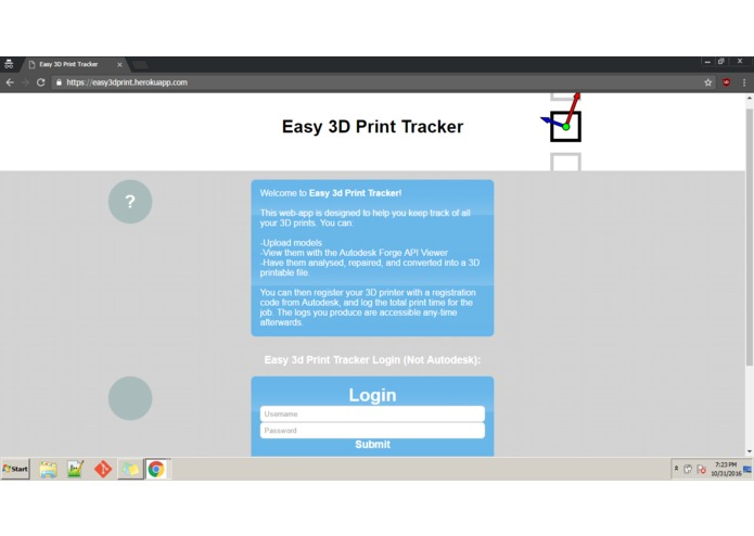 Easy 3D Print Tracker – screenshot 1