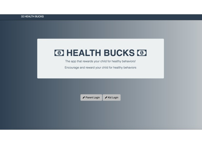Health Bucks – screenshot 1