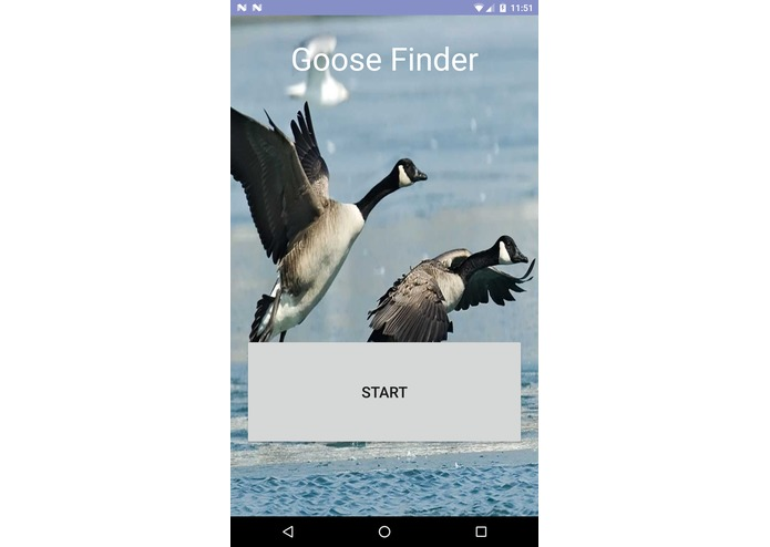 Goose Finder – screenshot 1