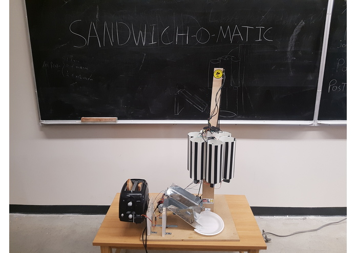Sandwich-o-matic – screenshot 1