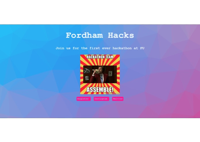 FU Hacks – screenshot 1