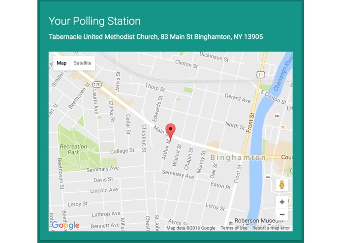 Vote With Friends – screenshot 3
