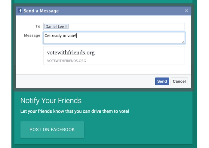 Vote With Friends – screenshot 6