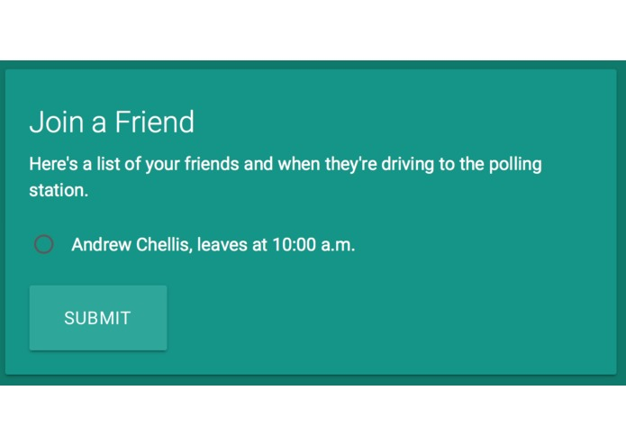 Vote With Friends – screenshot 5
