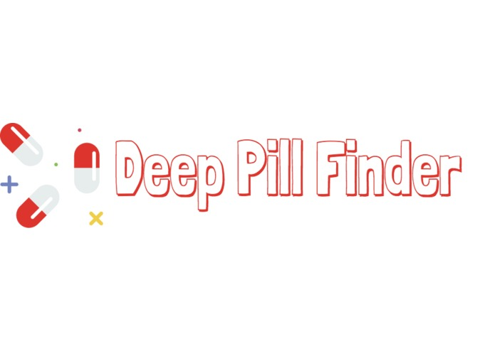 deep pill finder | devpost, Skeleton