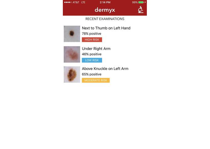 Dermyx – screenshot 2