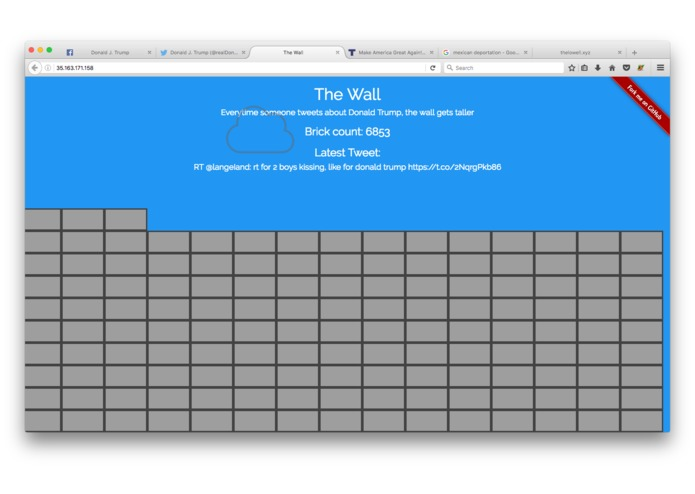 The Wall – screenshot 1