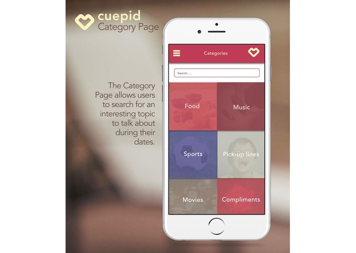 Cuepid (optimized for mobile) – screenshot 3