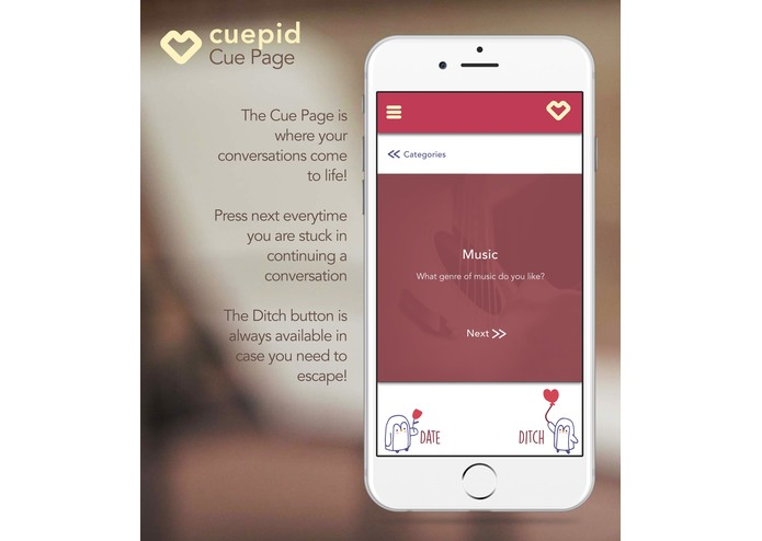 Cuepid (optimized for mobile) – screenshot 4