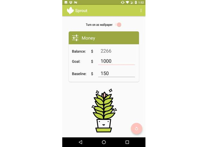 Sprout – screenshot 2