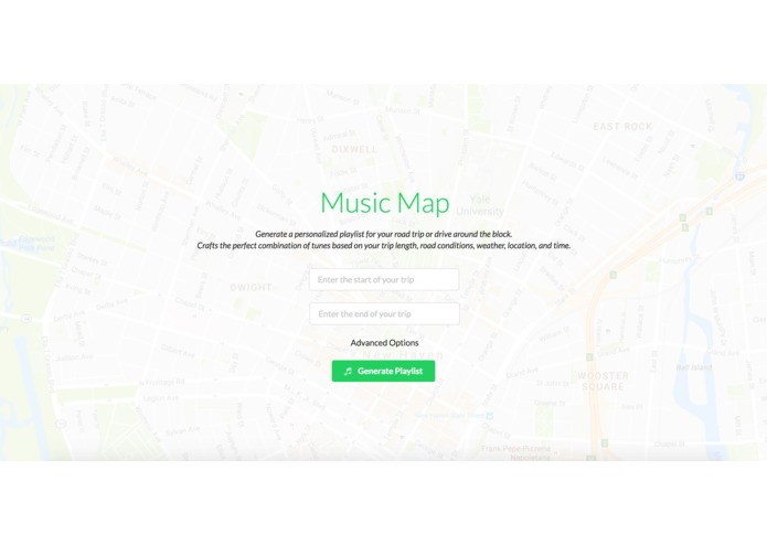 Music Map – screenshot 1