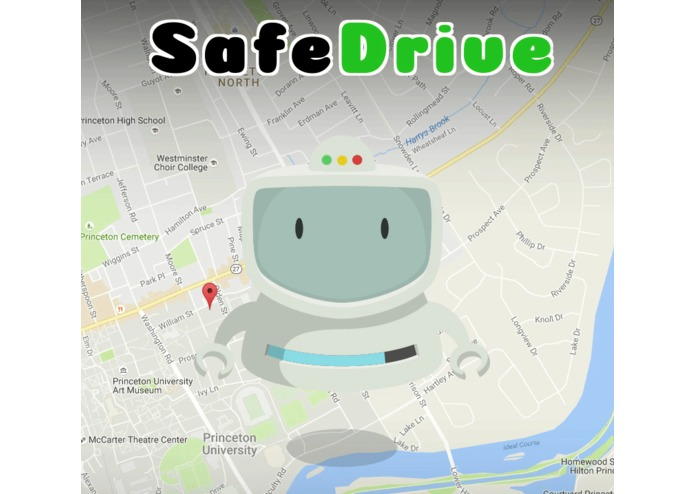 Safe Drive – screenshot 1