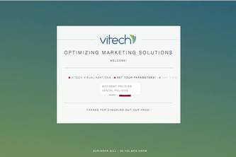 Optimising Marketing Solutions