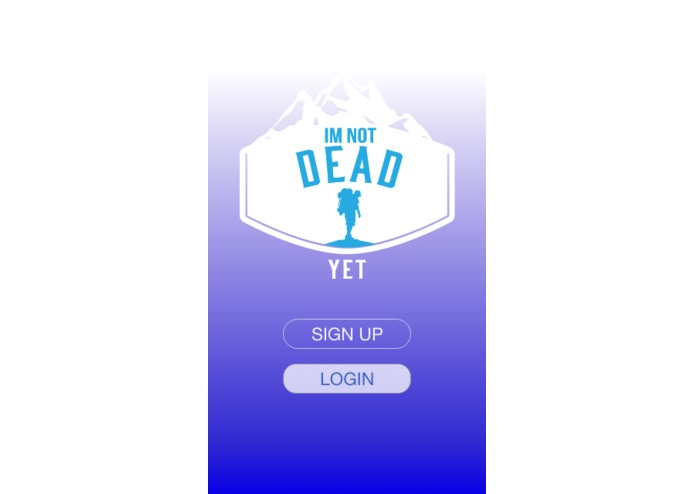 I'm Not Dead Yet – screenshot 1
