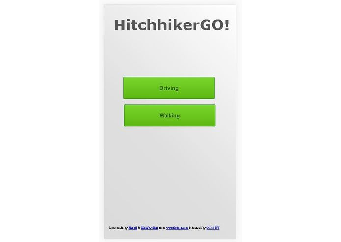 HitchhikerGO! – screenshot 2