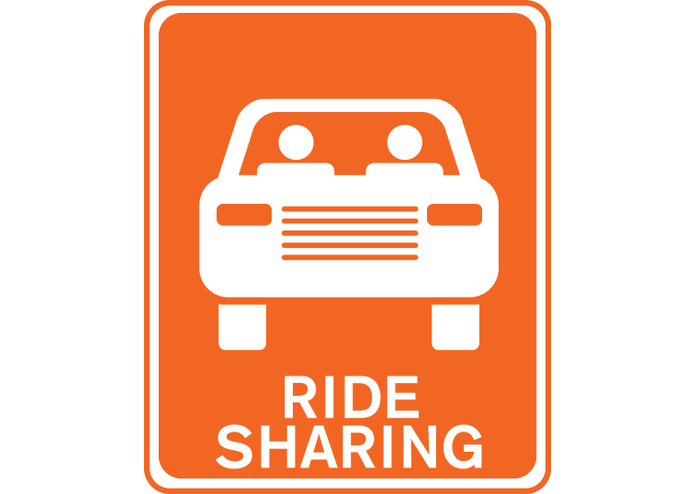 Ridesharing and public transport in Brazil (Florianópolis)