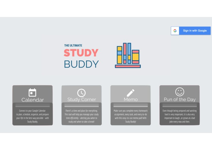 Study Buddy – screenshot 1