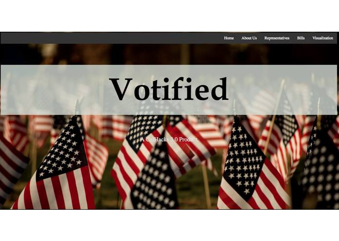 Votified – screenshot 1